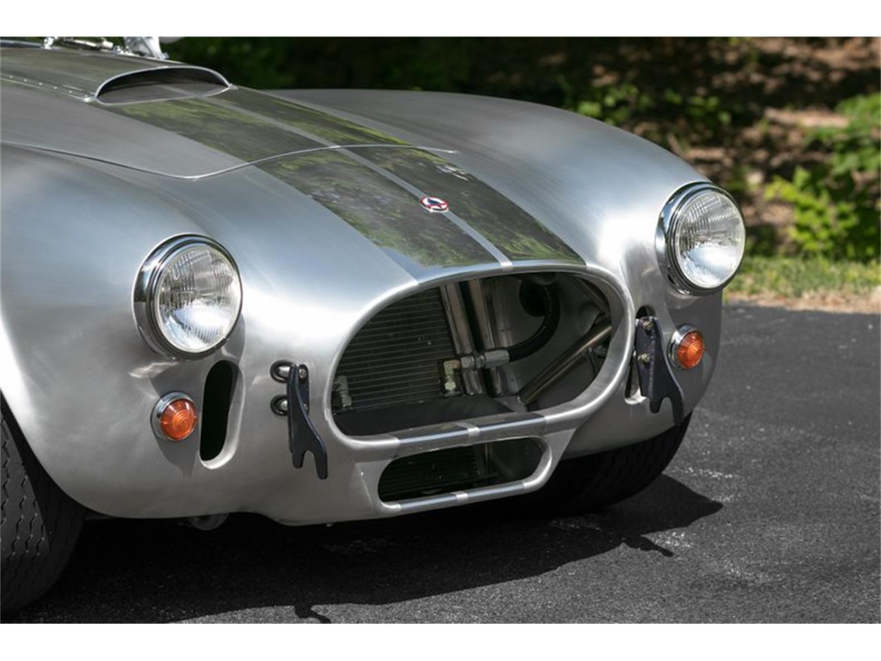 Large Picture of Classic '65 Kirkham Cobra located in St. Charles Missouri Offered by Fast Lane Classic Cars Inc. - OAK6