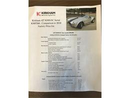 Picture of '65 Kirkham Cobra - $179,995.00 Offered by Fast Lane Classic Cars Inc. - OAK6