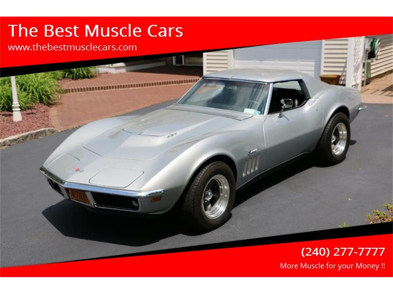 Picture of '69 Corvette - OAL5