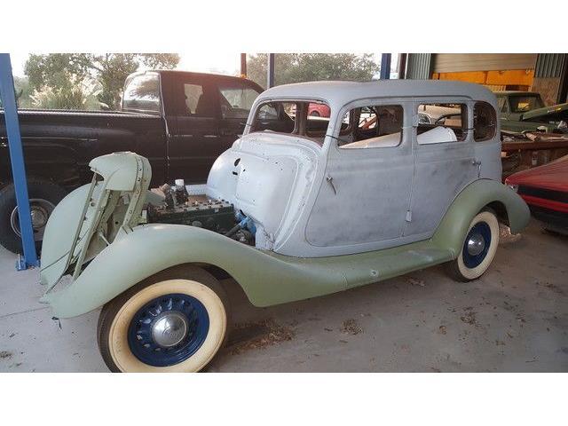 Picture of Classic 1935 Studebaker Dictator - OALF