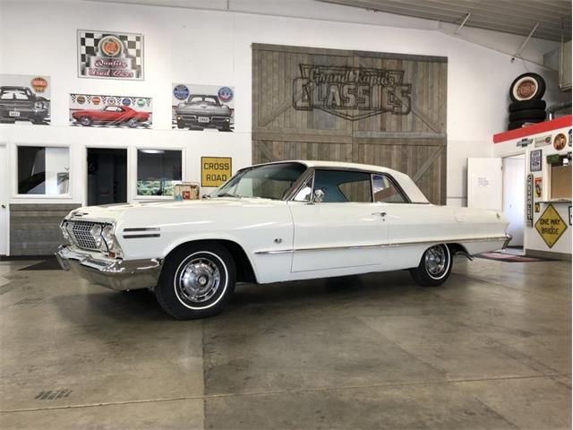 Picture of Classic 1963 Impala located in Michigan Offered by  - OALT