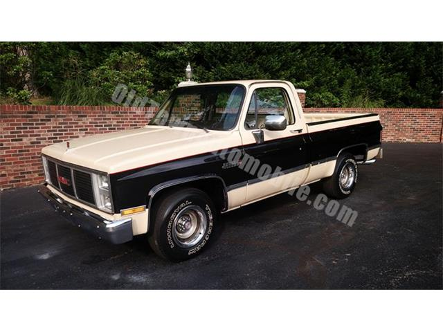 Picture of 1987 GMC Sierra located in Huntingtown Maryland Offered by  - OAM0