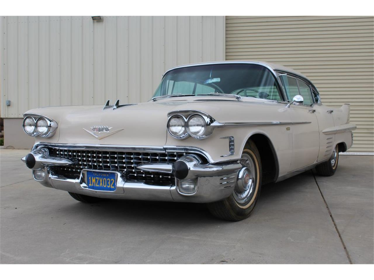 Picture of '58 Series 62 - OAN8
