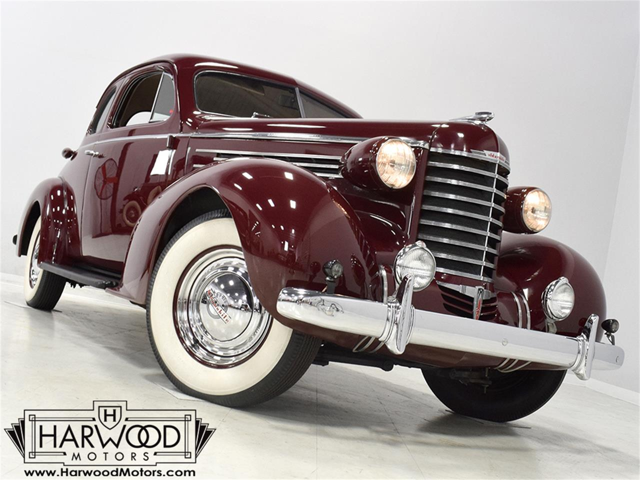 Picture of '37 Club Coupe - OANP