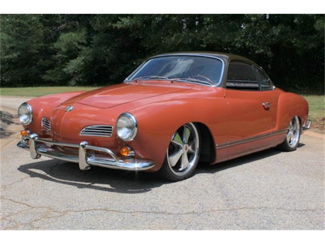Picture of Classic 1964 Volkswagen Karmann Ghia Offered by  - OANT