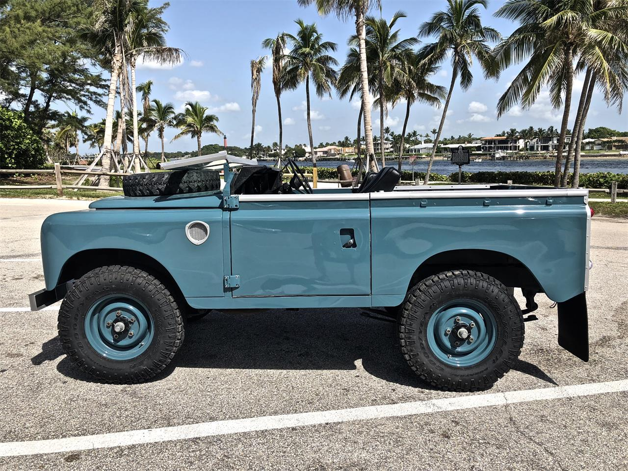 Land Rover Marin >> For Sale 1984 Land Rover Series Iia In Jupiter Florida