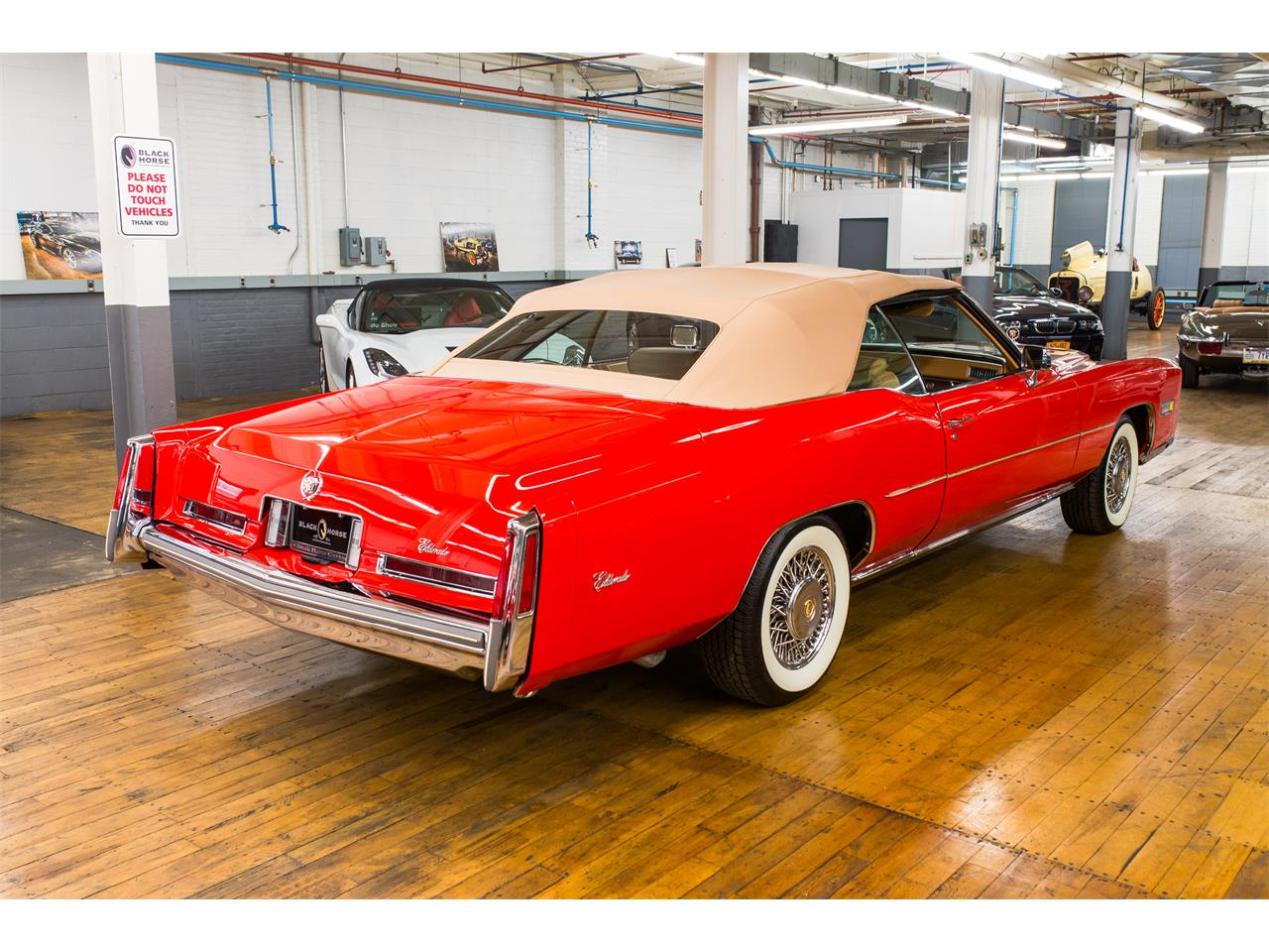 Large Picture of 1976 Cadillac Eldorado - $37,500.00 Offered by Black Horse Garage - OAO6