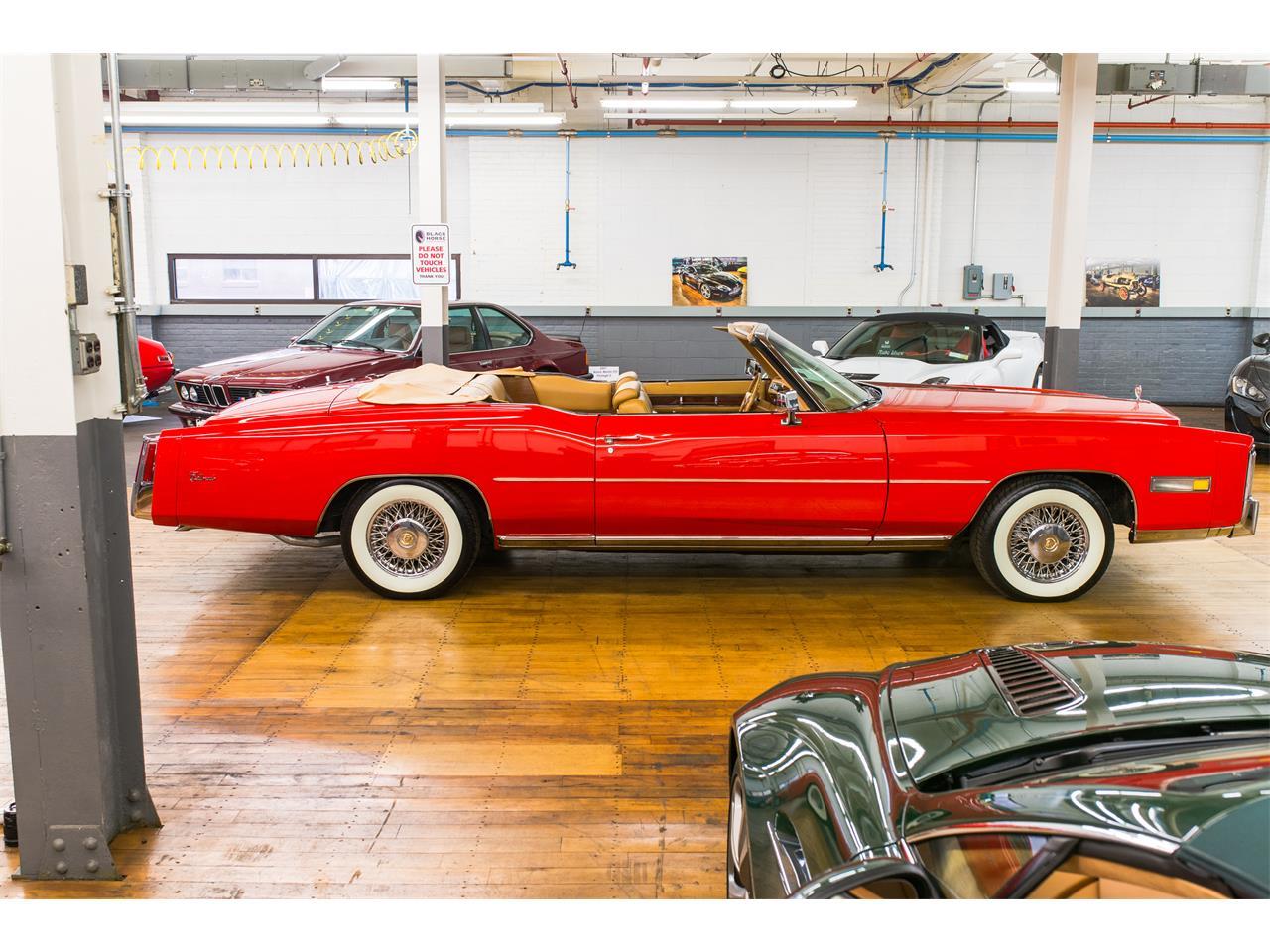 Large Picture of '76 Cadillac Eldorado - OAO6