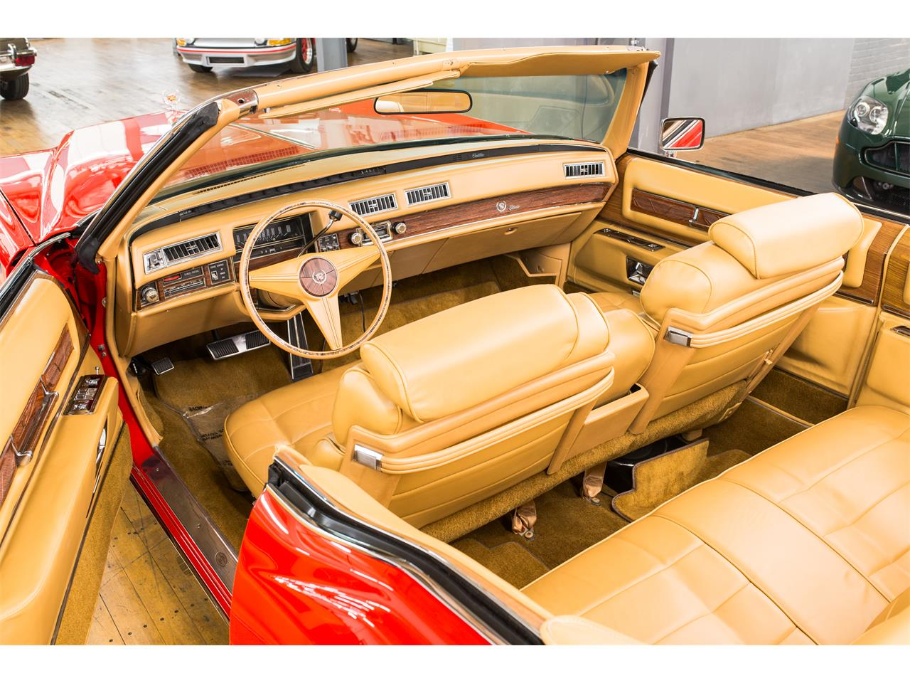 Large Picture of 1976 Cadillac Eldorado located in Fairfield County Connecticut - OAO6