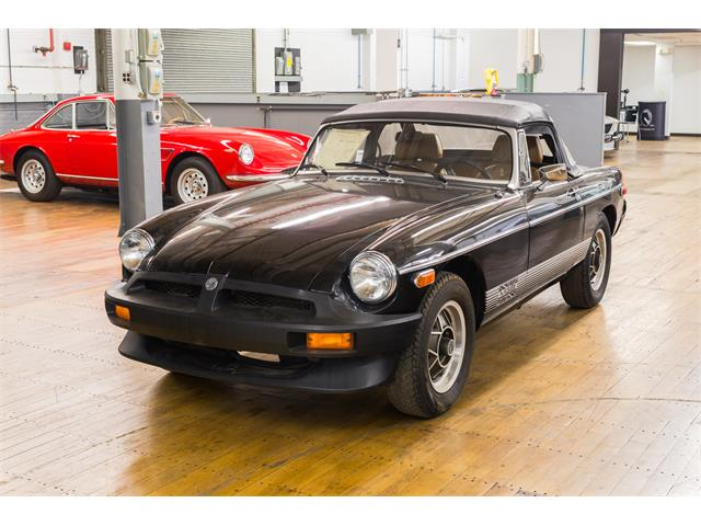 Picture of '89 MGB - OAOD