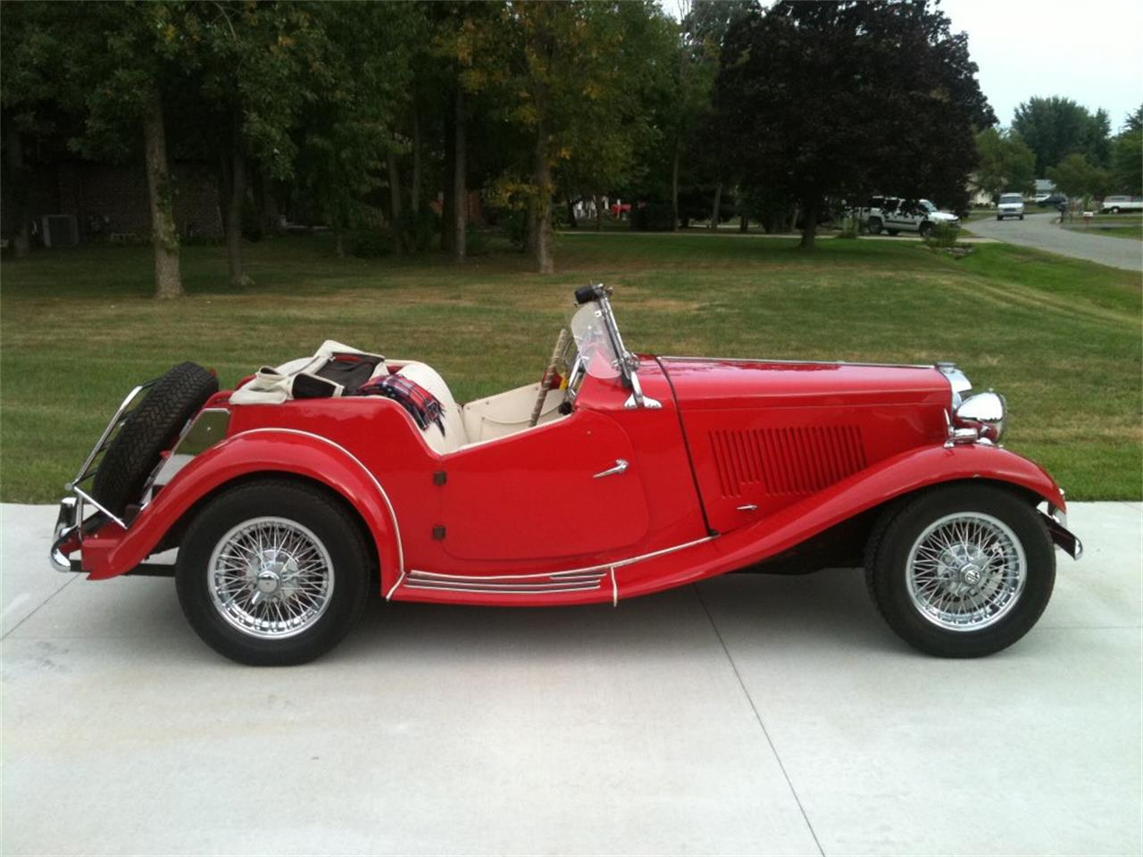 Large Picture of Classic '52 TD located in Michigan - $20,600.00 Offered by a Private Seller - OAOF