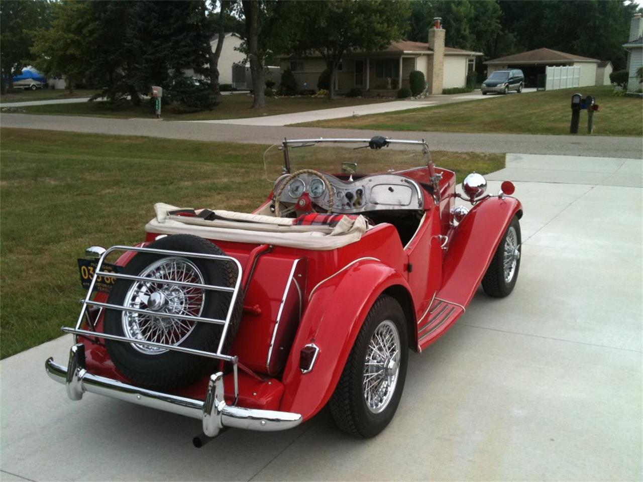 Large Picture of '52 MG TD Offered by a Private Seller - OAOF