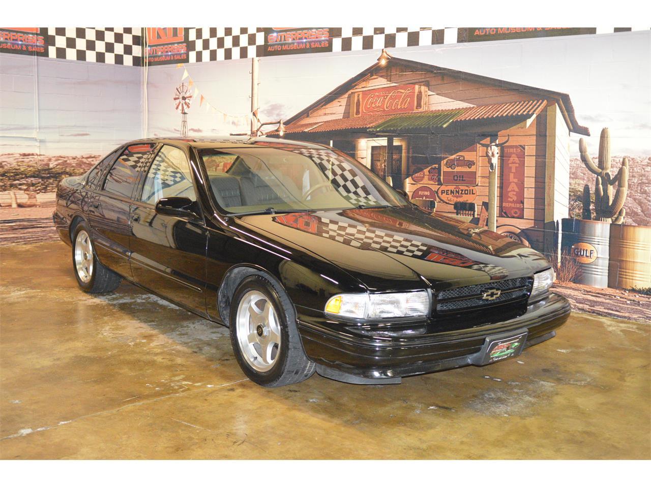 For Sale: 1996 Chevrolet Impala SS in bristol, Pennsylvania