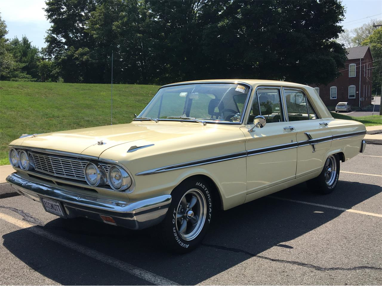 For Sale: 1964 Ford Fairlane 500 in Somers, Connecticut
