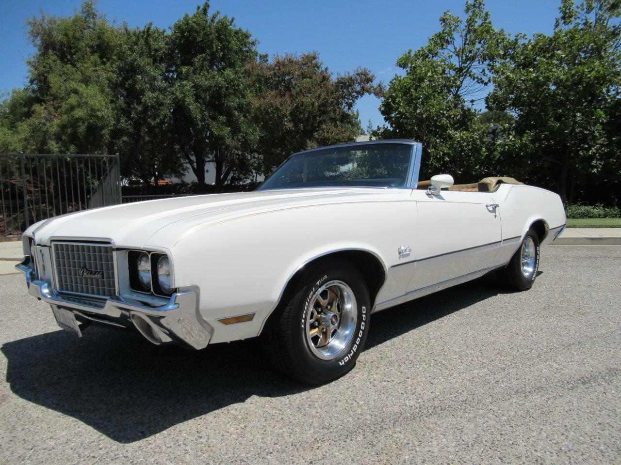 Classic Oldsmobile Cutlass Supreme for Sale