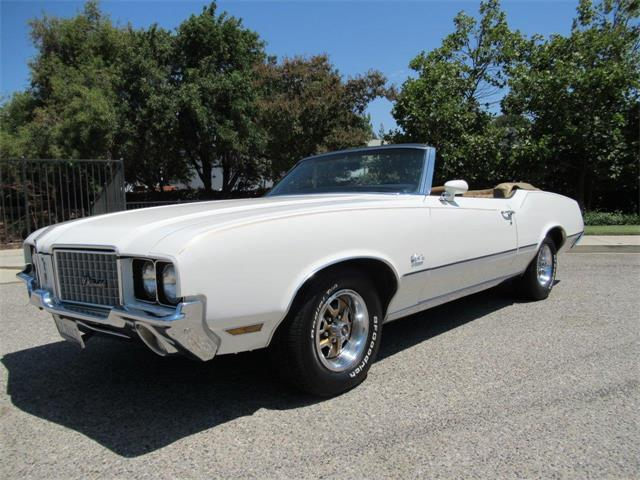 Picture of Classic '72 Oldsmobile Cutlass Supreme - OAPR
