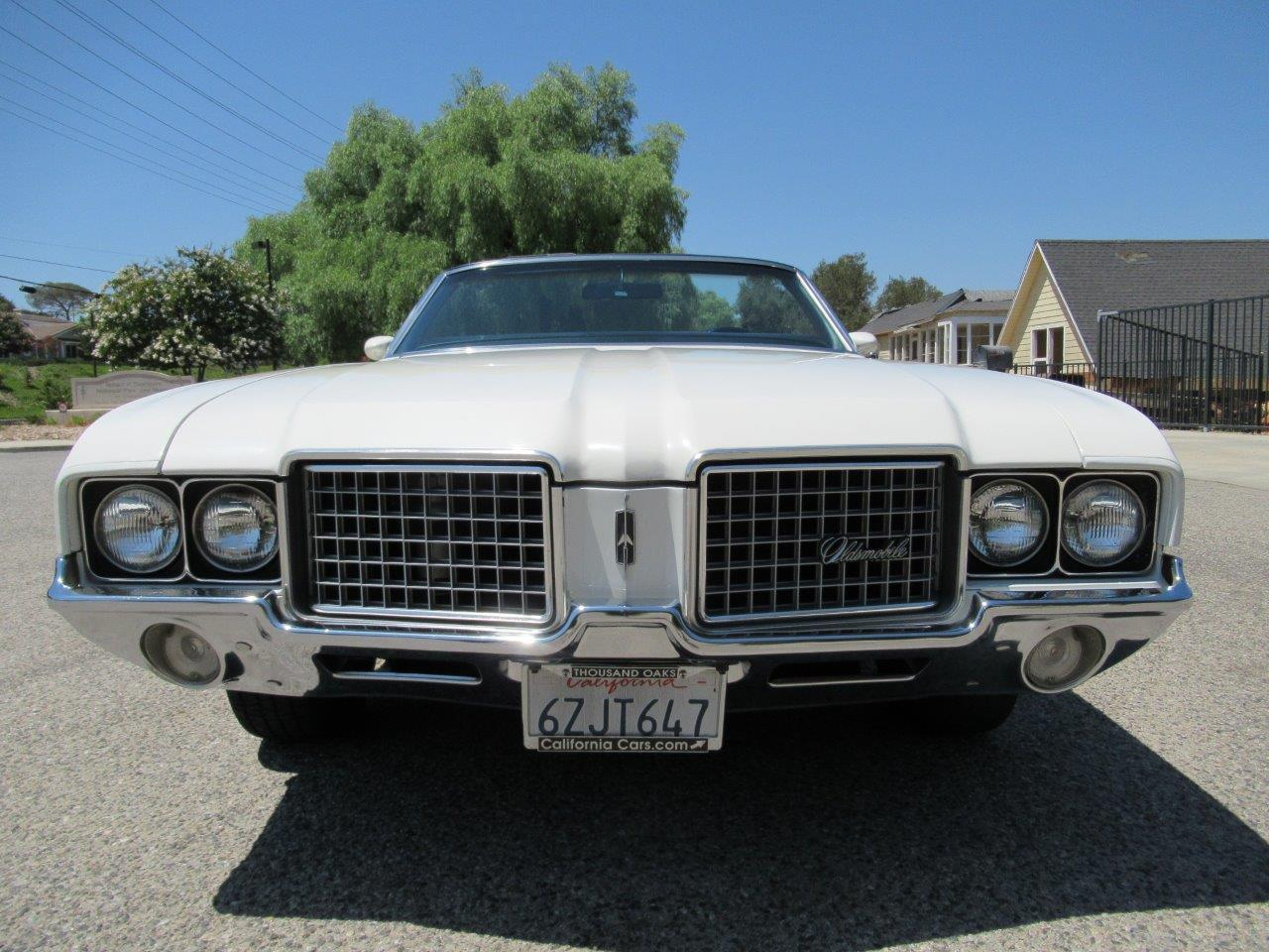 Large Picture of 1972 Oldsmobile Cutlass Supreme - $27,900.00 Offered by California Cars - OAPR