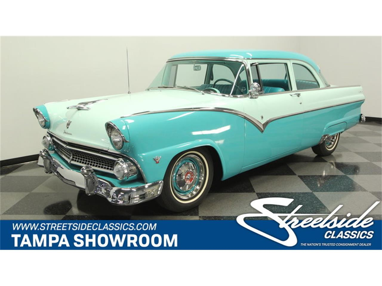 1955 Ford Fairlane for Sale on ClassicCars.com
