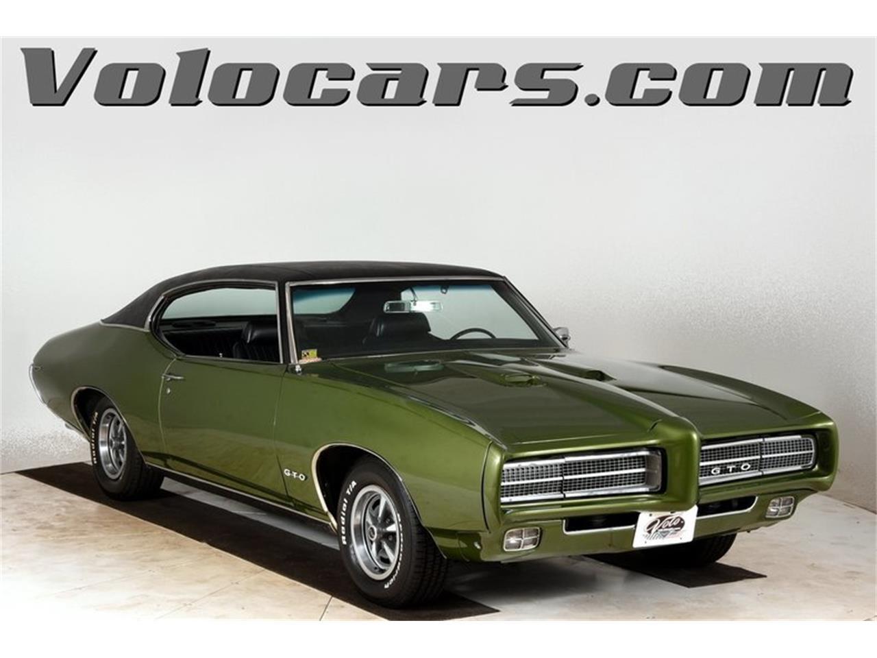1969 Pontiac Gto For Sale On Classiccars Com