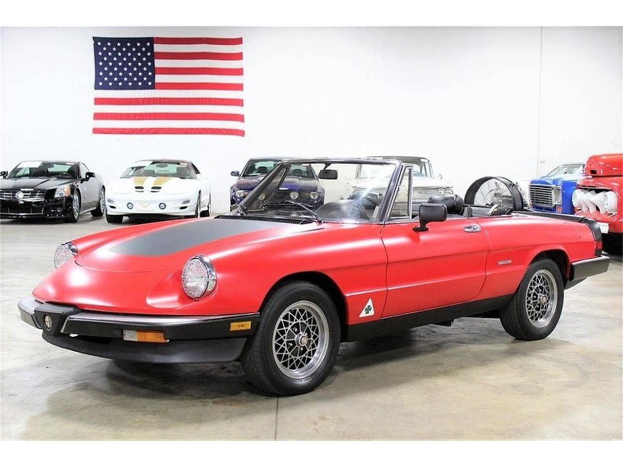 Picture of '86 Spider - OARH