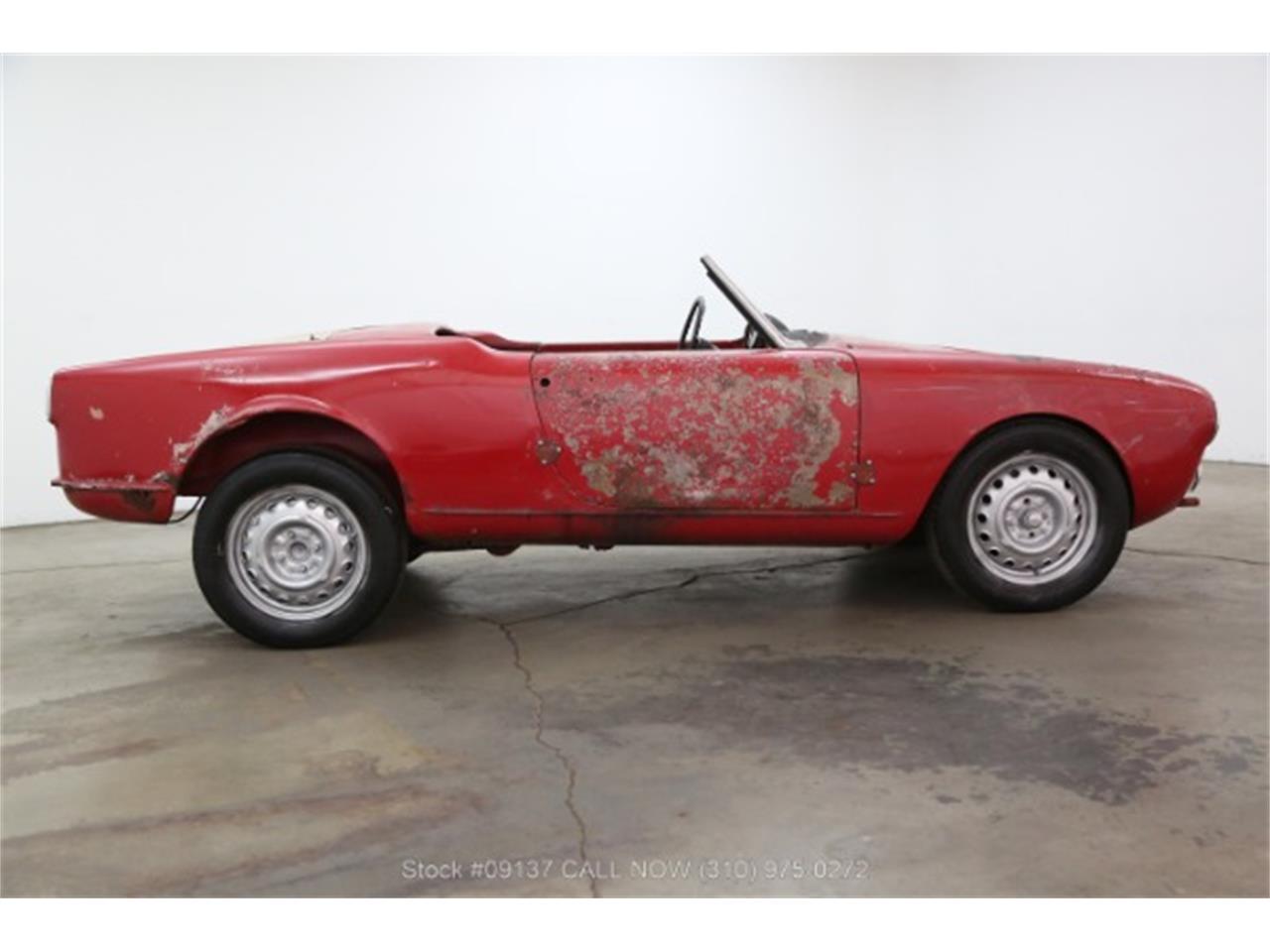 Picture of '60 Giulietta Spider - OARM