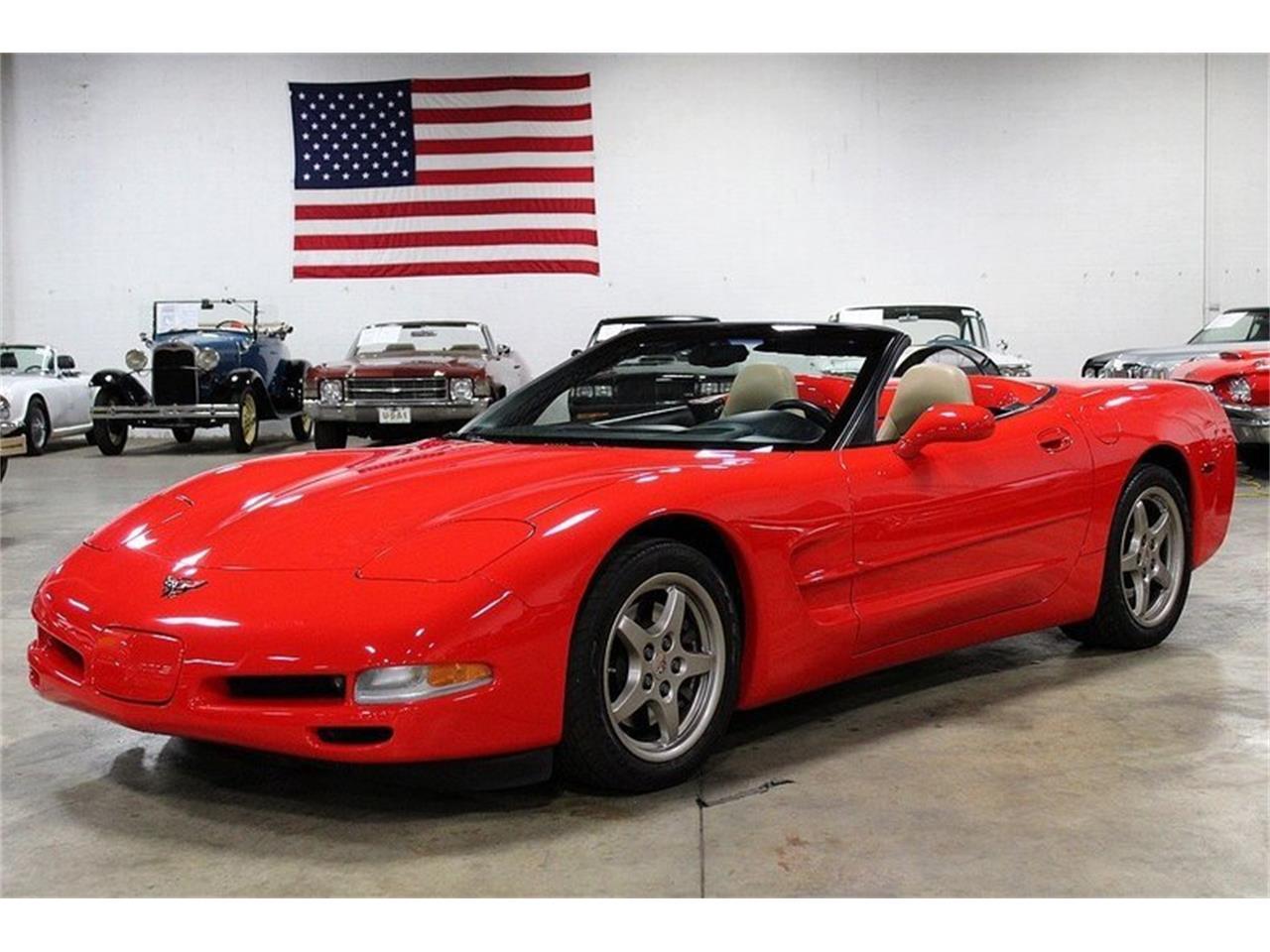 Picture of '99 Corvette - OARN