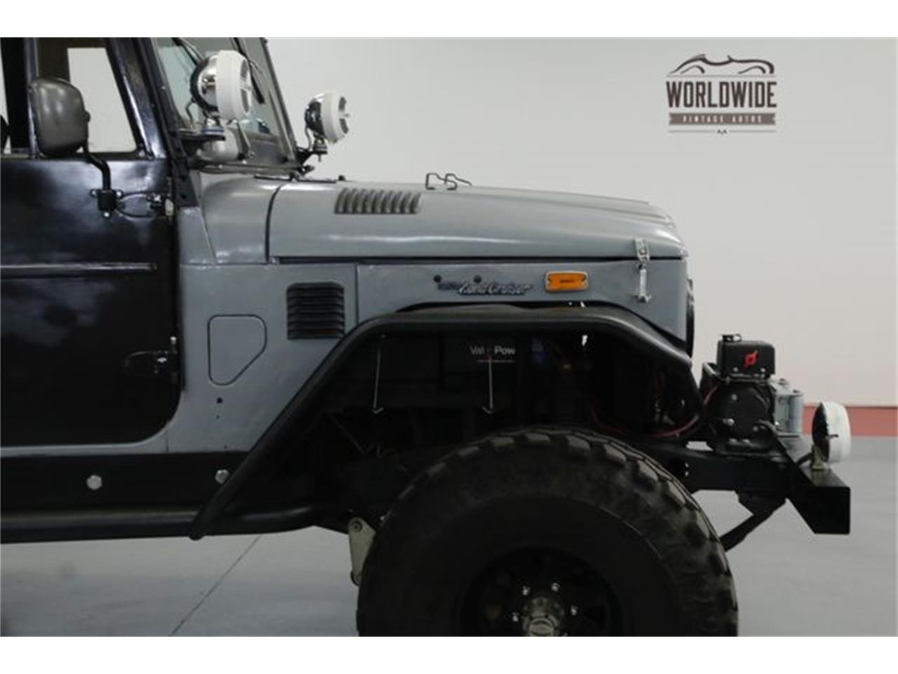 1971 Toyota Land Cruiser Fj40 For Sale Cc 1133707 1990 Large Picture Of 71 Oarv