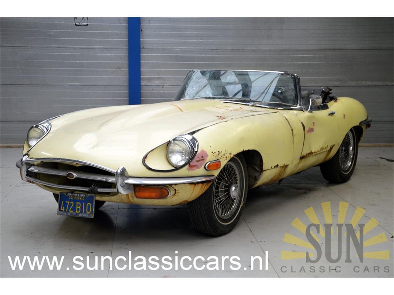 Jaguar E Type For Sale >> 1969 Jaguar E Type For Sale Classiccars Com Cc 1133708
