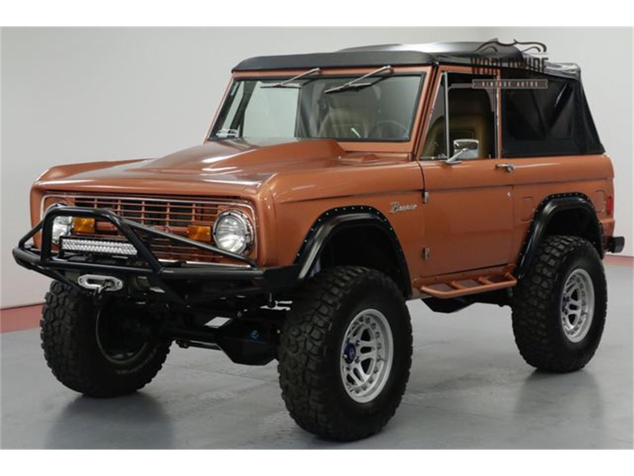 Picture of '70 Bronco - OAS2