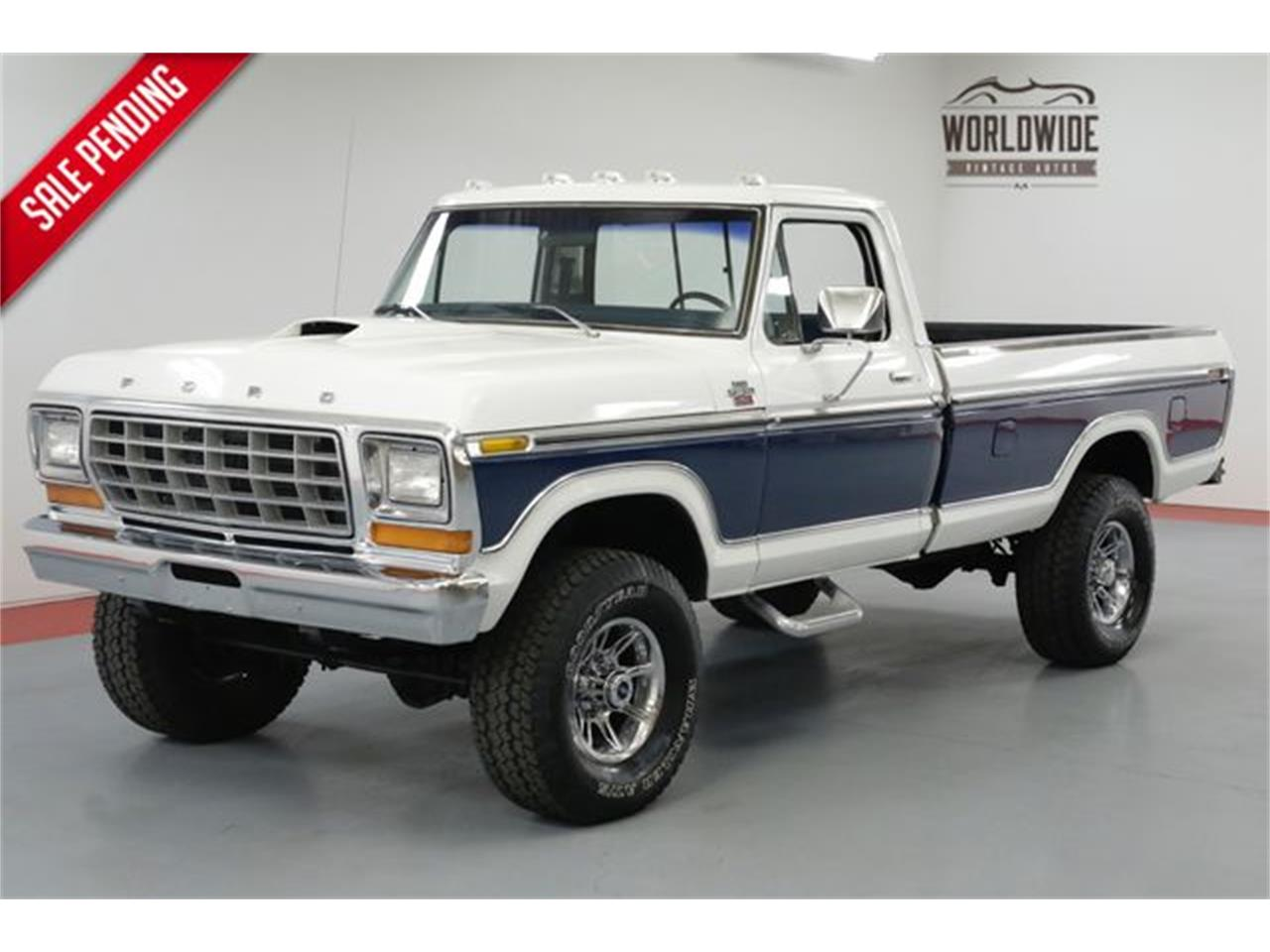 Picture of '78 F250 - OAS9