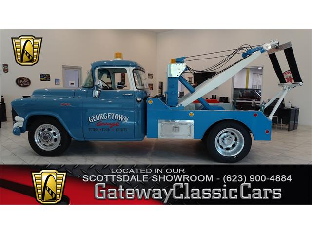 Picture of '55 GMC Truck located in Arizona - $28,595.00 Offered by  - OASX