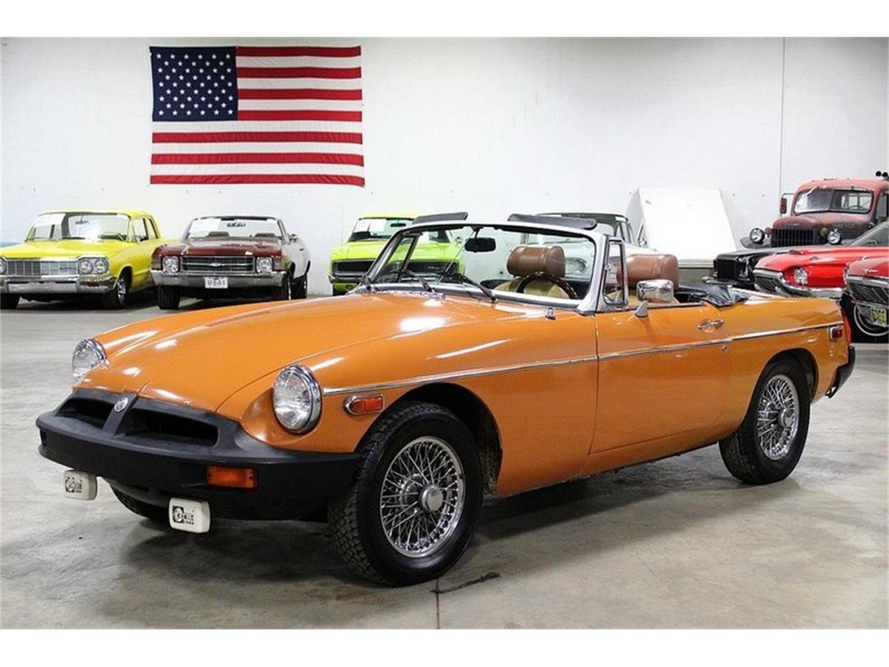 Picture of '76 MGB - OASZ
