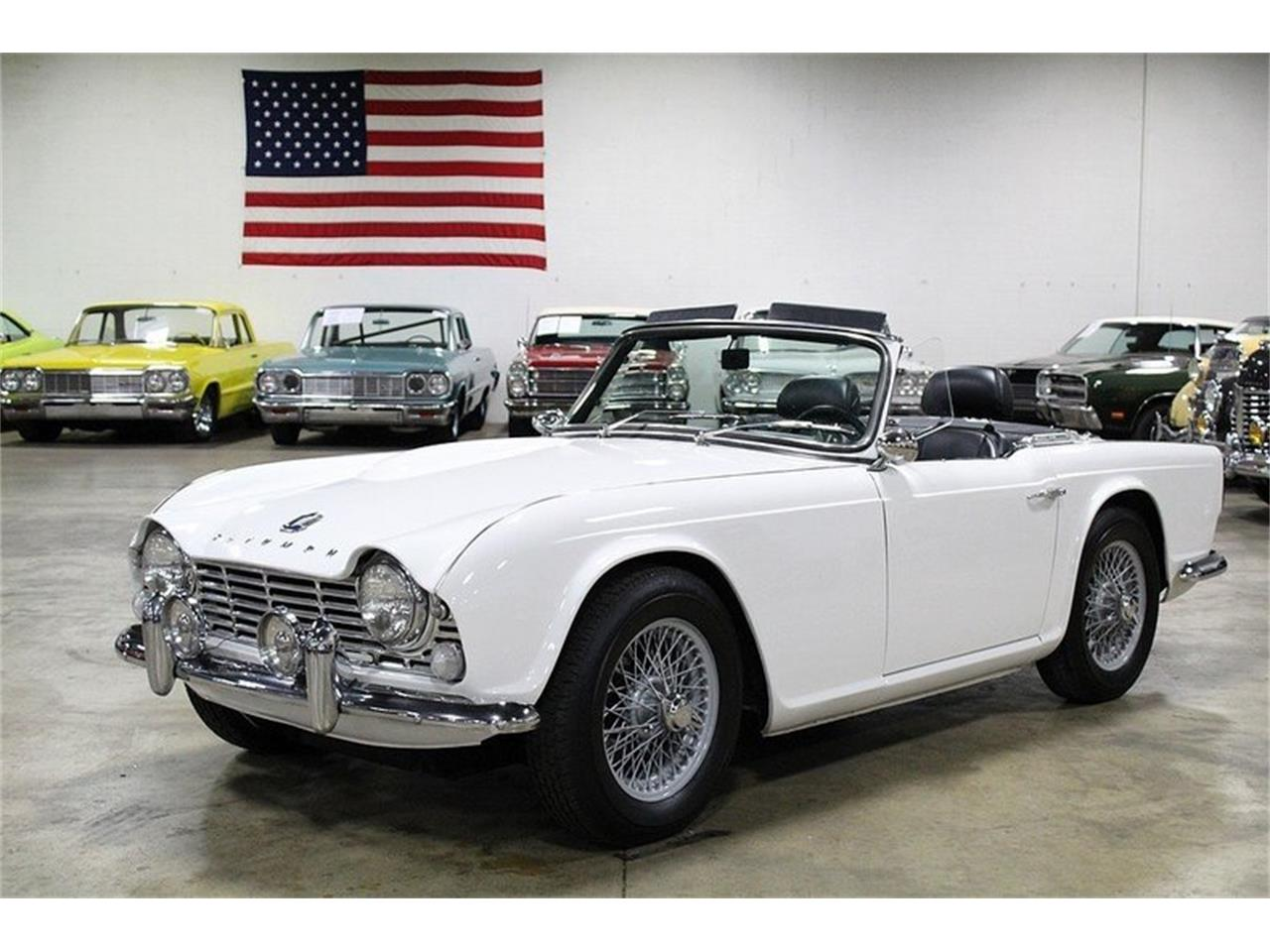 Picture of '65 TR4 - OATJ