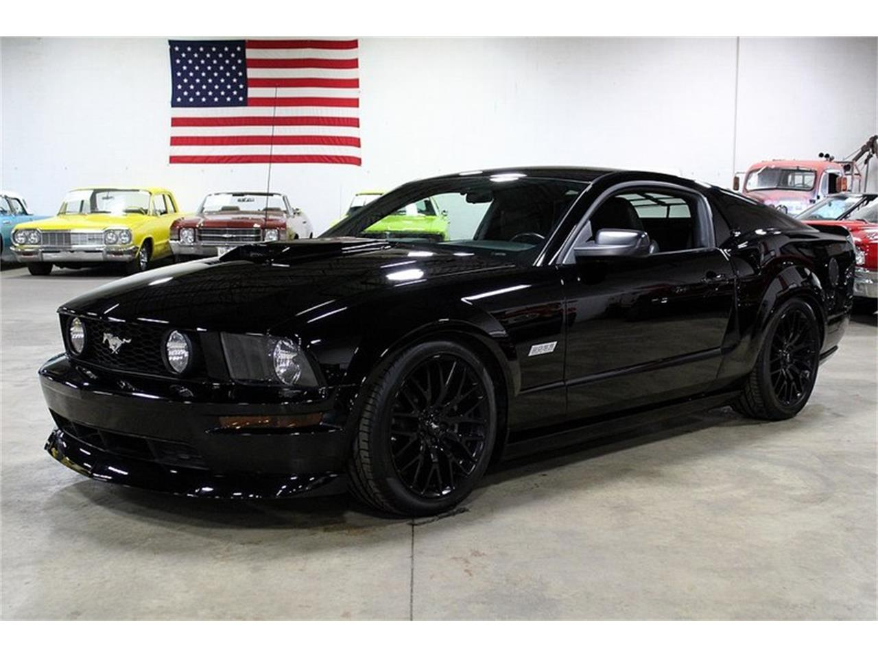 Large picture of 2005 mustang offered by gr auto gallery oaty
