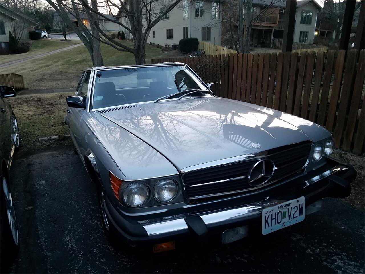 Large Picture of '83 380SL - OATZ