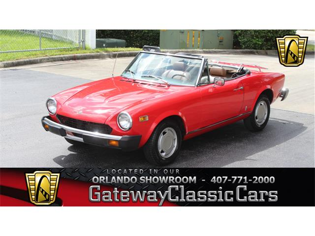 Picture of 1975 Fiat 124 located in Florida - $12,595.00 Offered by  - OAU6