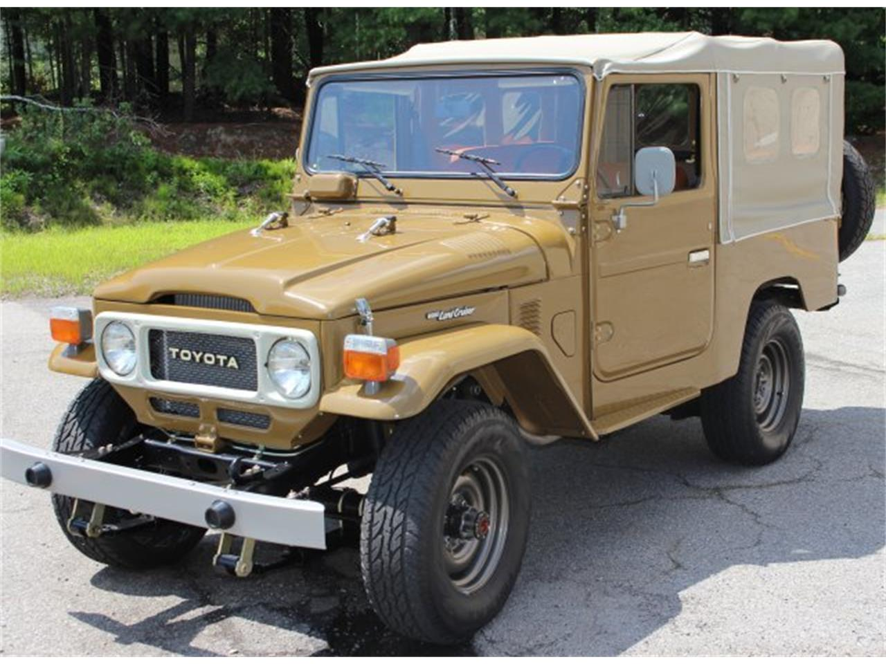 Picture of '82 Land Cruiser FJ - OAUF