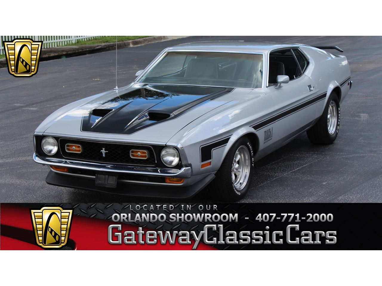 Picture of '71 Mustang - OAUG