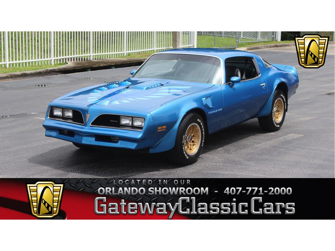 Picture of '78 Firebird Trans Am - OAUH