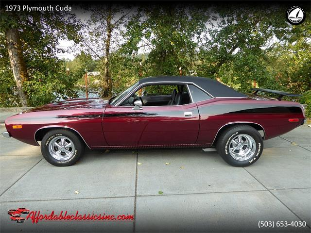 Picture of '73 Cuda - OAUS