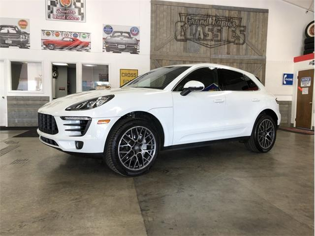 Picture of '16 Macan located in Michigan - $49,990.00 Offered by  - OAV0