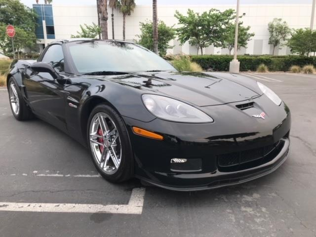 Picture of '07 Chevrolet Corvette Z06 located in Anaheim California - $36,995.00 Offered by  - OAV2
