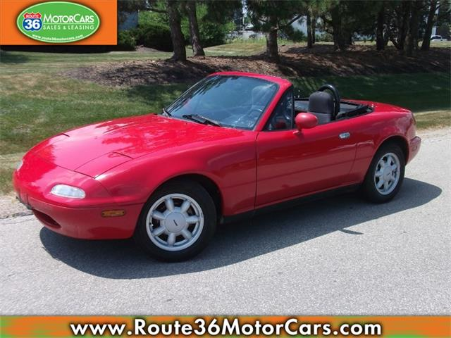 Picture of '90 Miata located in Dublin Ohio - OAV4