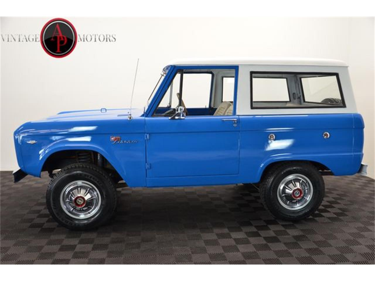 Picture of '67 Bronco - OAVB