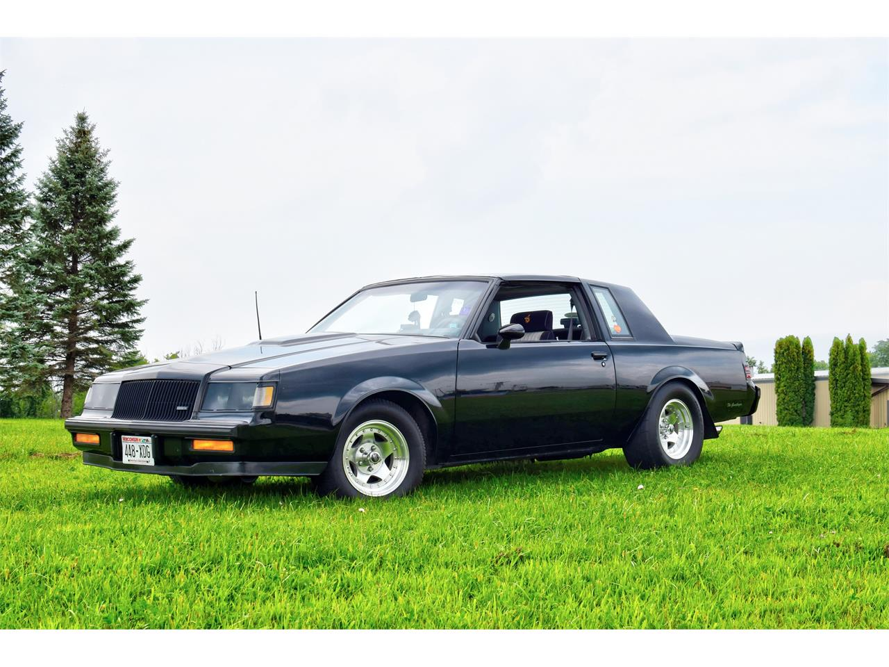 Picture of '87 Grand National - OAWK