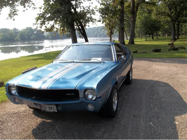 Picture of 1969 AMX located in Illinois - OAWL