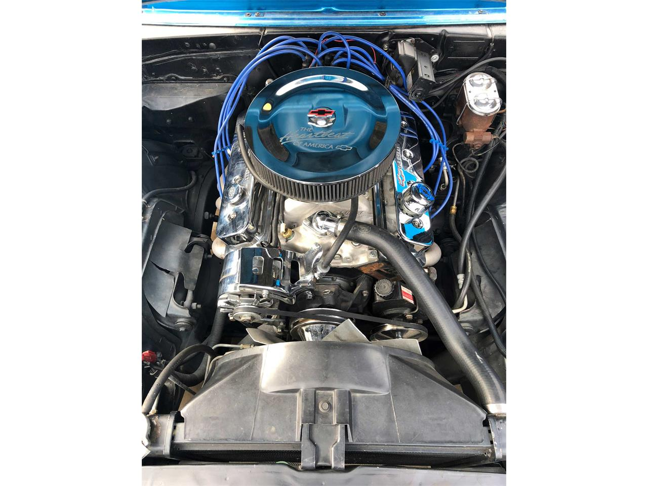 Large Picture of '69 Camaro - OAWV