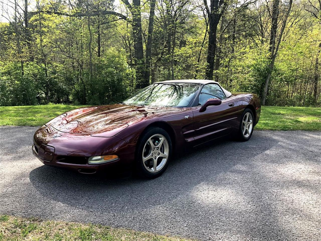 Picture of '03 Corvette - OAX6