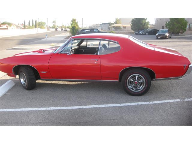 Picture of 1968 Pontiac GTO - $36,500.00 Offered by a Private Seller - OAXE