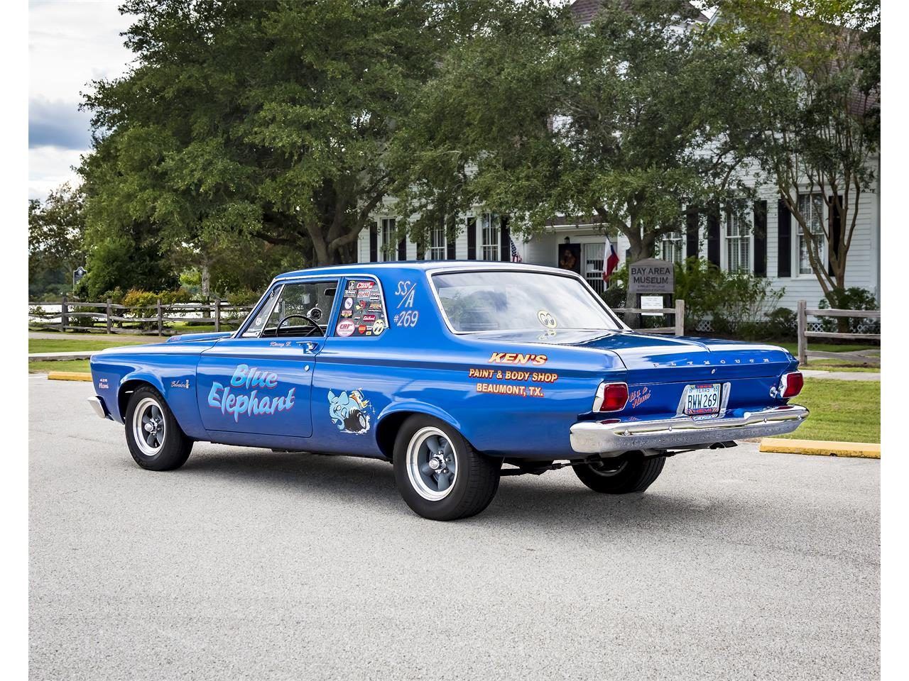 Large Picture of '65 Belvedere - OAXP